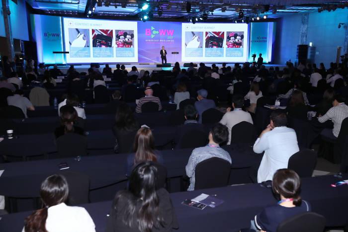 아시아 최대 '국제방송영상마켓 2018' 9월 5일 개막