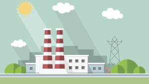 수출차 야적장에 태양광...대규모 재생에너지 프로젝트 본격 가동
