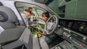 현대기아차·카카오, AI 커넥티드 카 서비스 개발 협력