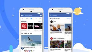 페이스북, 동영상 콘텐츠 플랫폼 공개...국내외 기업 경쟁 심화될 듯