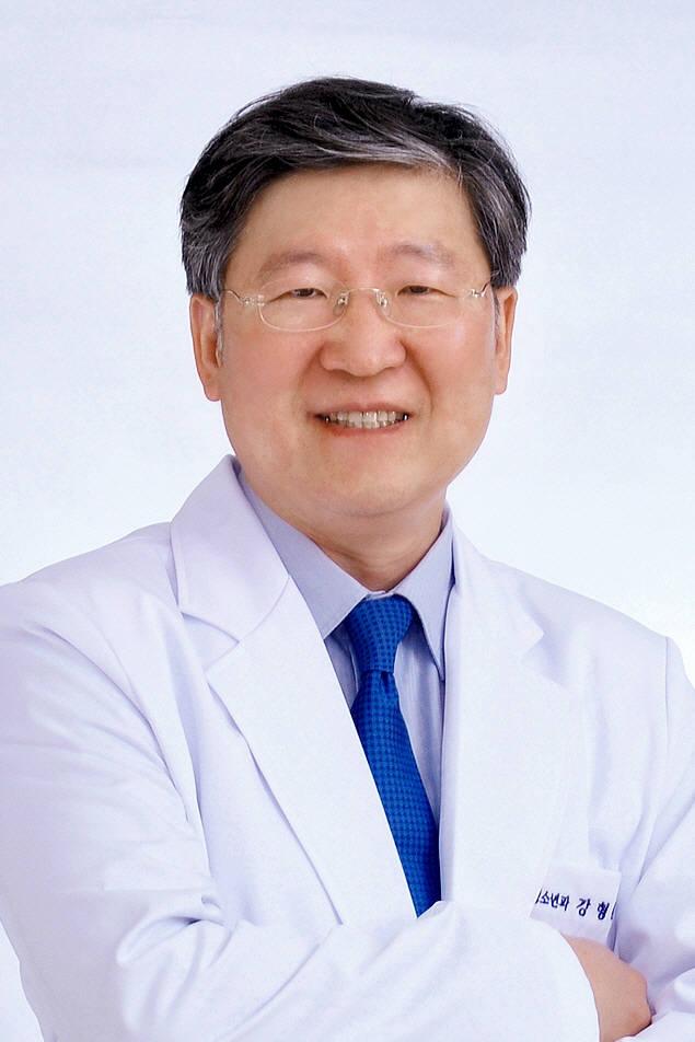 강형진 서울대병원 소아청소년과 교수.