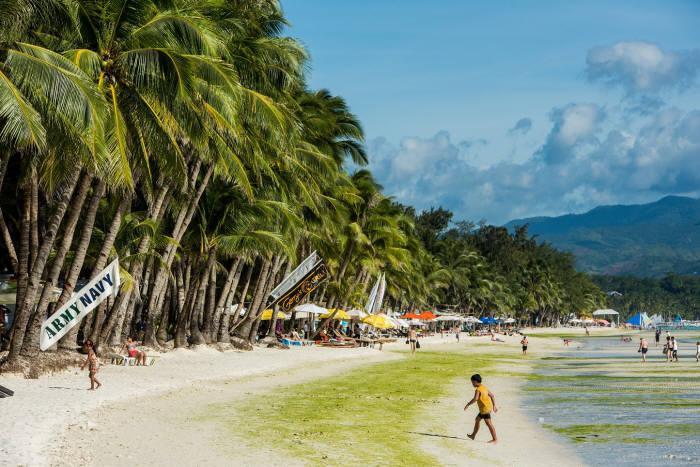 새롭게 단장한 보라카이, 10월 26일 재개장 (제공=필리핀관광부)