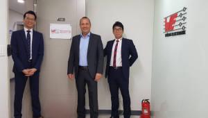 독일 뷔르트일렉트로닉스, 한국 사무소 개설