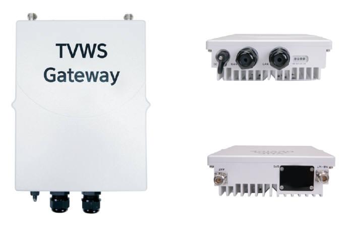이노넷 TVWS 게이트웨이 장비