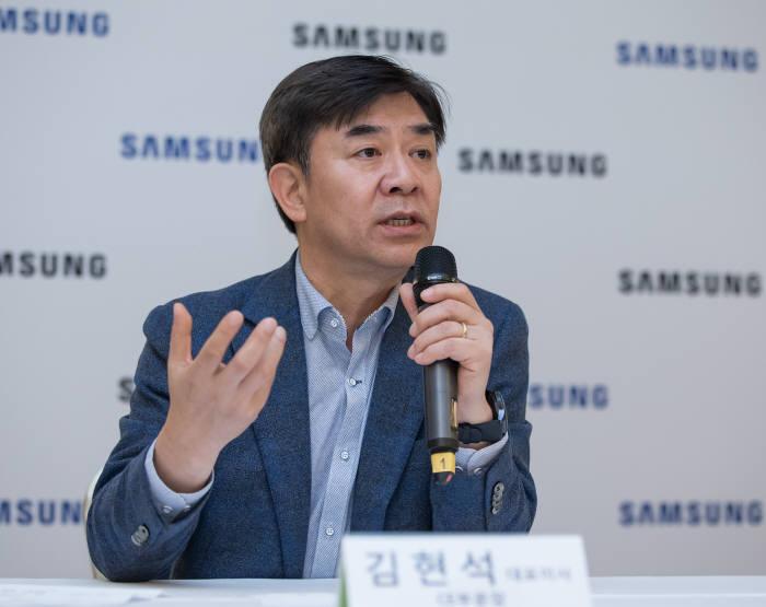 김현석 삼성전자 대표이사 사장