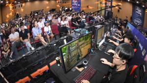 4차 산업혁명 핵심으로 떠오른 e스포츠 '성남게임월드페스티벌'