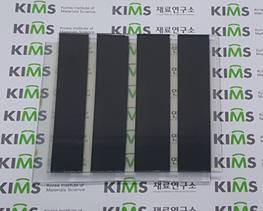 고효율 저비용 페로브스카이트 태양전지 모듈.
