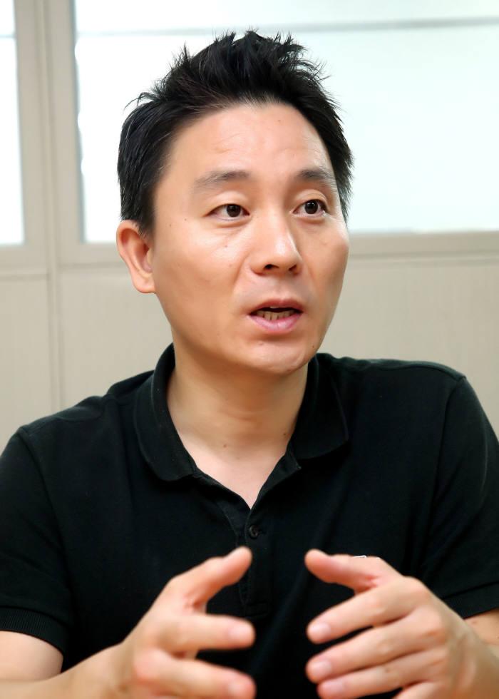 박종태 이스타항공 IT팀장.