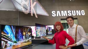 자발광 QLED, 100인치 이상 초대형 8K 조기 출시…삼성, 차세대 TV 로드맵 앞당겨