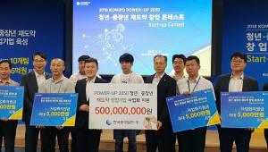 경기경과원 '청년·중장년 재도약 창업콘테스트' 성료