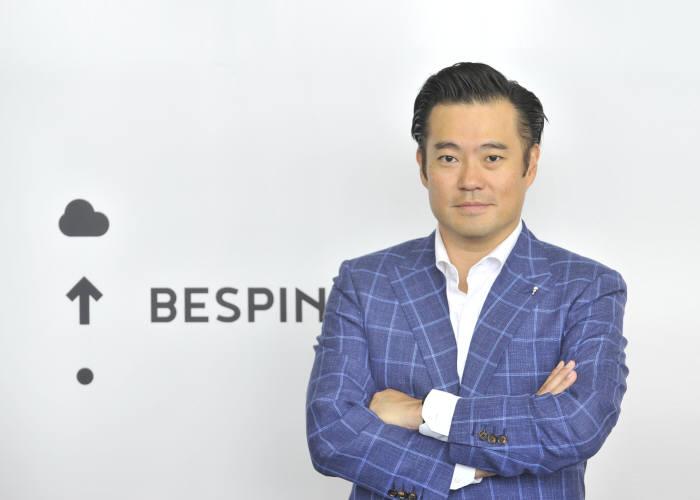 이한주 베스핀글로벌 대표. 베스핀글로벌 제공