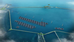 세계 최대 규모 수상 태양광, 시화호에 띄운다