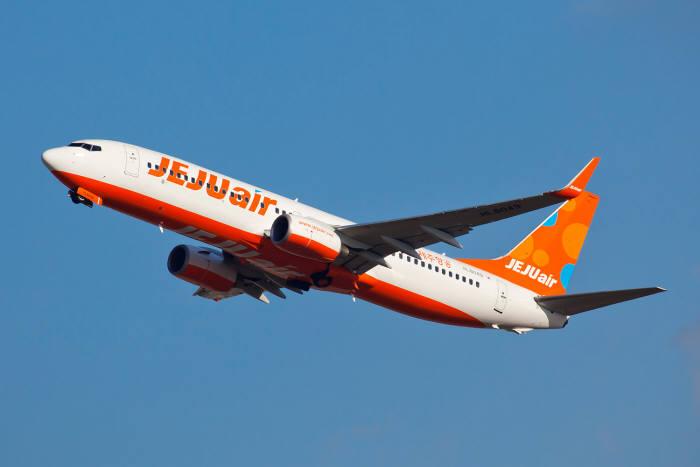 제주항공 B737-800 항공기 (제공=제주항공)