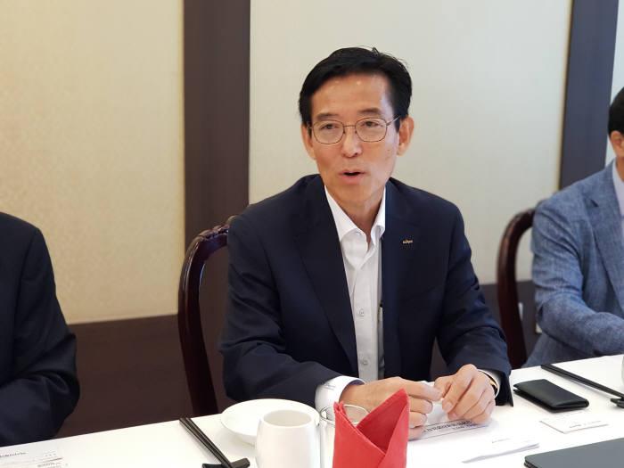 김병근 신용보증재단중앙회장