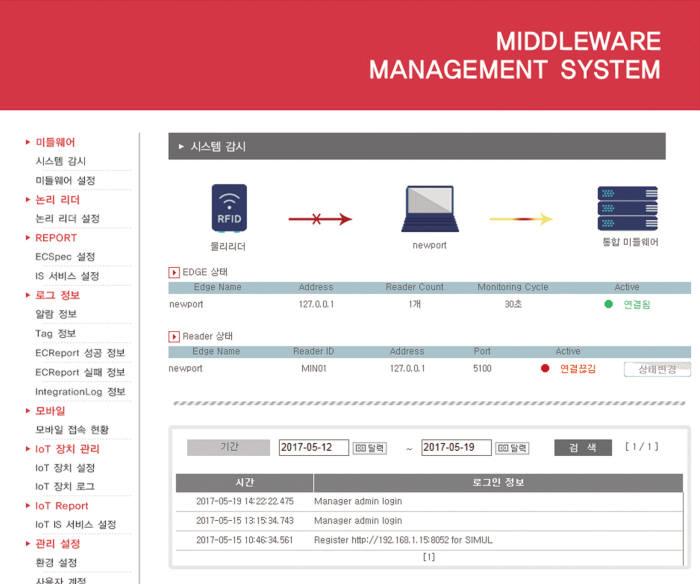 [새로운SW][신SW상품대상추천작]포에스텍 '스마트 아이오티(SMART IoT v1.0)'