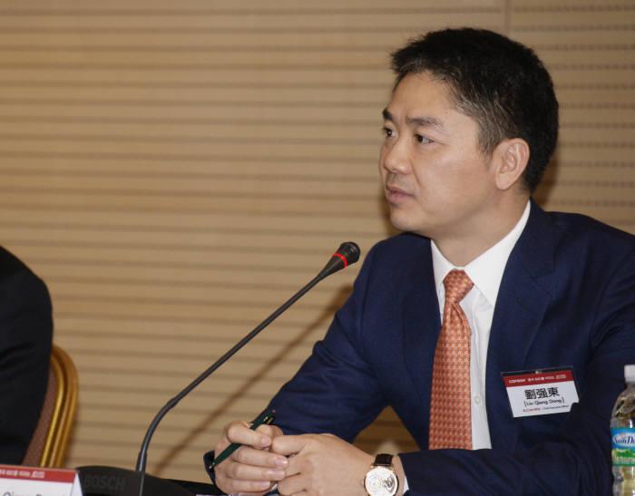 류창둥 징둥(JD닷컴) 회장