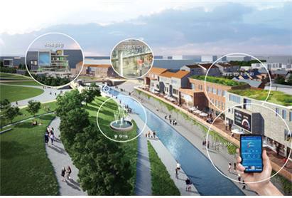 부산에코델타시티에 구축되는 국가시범도시의 스마트 정수 기술
