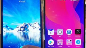 中 세계 최초 스마트폰 2종 써보니...'카피캣'은 옛말