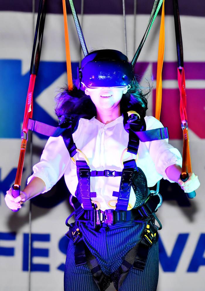 코리아 VR 페스티벌 재미난건 모두 모였다