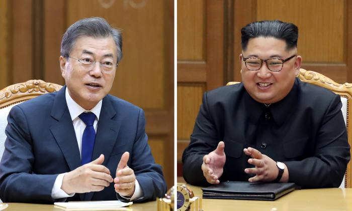 문재인-김정은, 18일부터 2박3일 평양에서 3차 회담