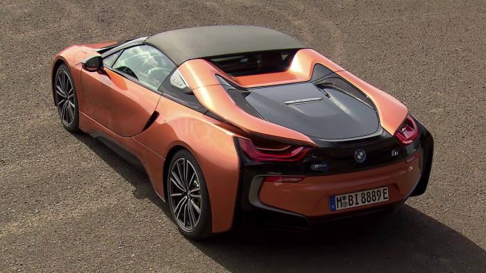 BMW 11월 i8 2종 국내 출시...친환경 PHEV 모델 최다 보유