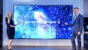 삼성전자, 가정용 75인치 마이크로LED 시제품 준비