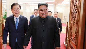문재인-김정은, 18일부터 2박 3일 평양에서 '3차 회담'