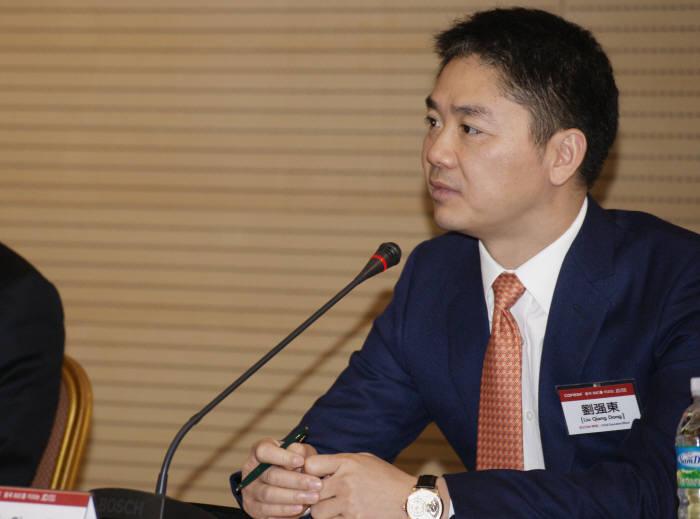 류창둥 징둥닷컴 회장