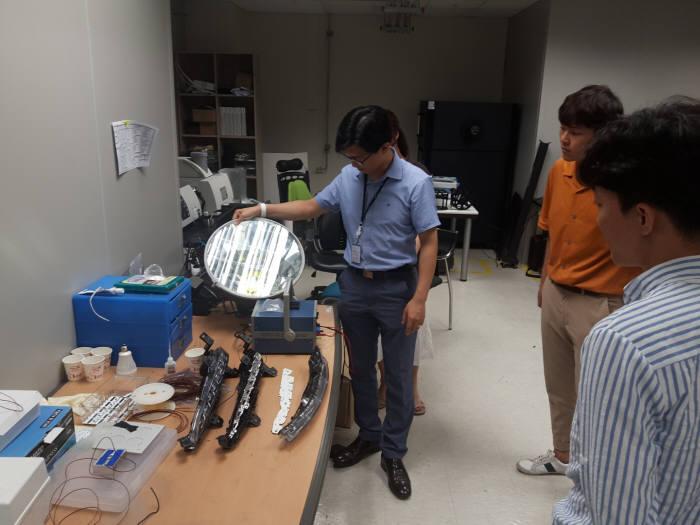 광기술원은 지난 2014년부터 국가인적자원개발 컨소시엄에 참여해 LED융합 R&D전문인력 양성을 추진하고 있다.