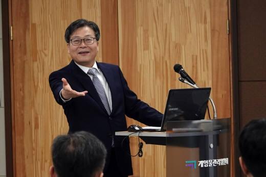 이재홍 게임물관리위원회 위원장
