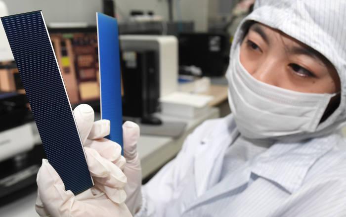 신성이엔지, 세계 최대 출력 태양광모듈 양산 돌입