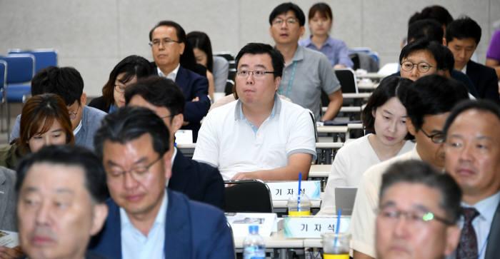 KAIST-DLIVE 미디어융합발전 연구과제 결과 보고회