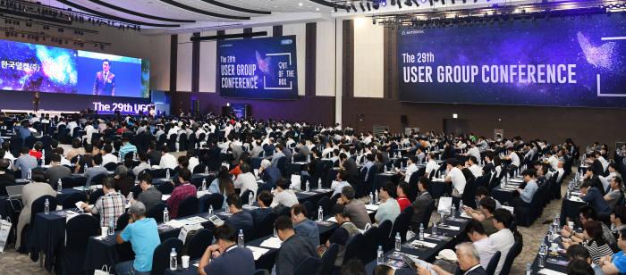 한국델켐이 제 29회 유저그룹콘퍼런스를 경주화백컨벤션센터에서 이달 7~8일 개최했다. 이 행사는 매년 제조업 트렌드에 대한 깊이 있는 정보와 풍부한 기술사례를 공유하는 자리이다.