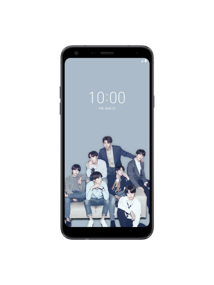 LG Q7 BTS 에디션