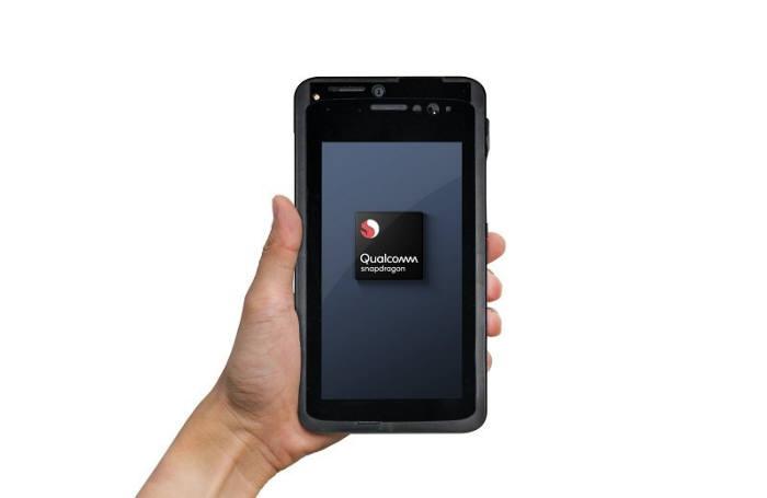 퀄컴이 시연에 활용한 5G 시범 스마트폰