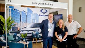 쌍용차, 호주법인 설립 앞두고 현지 판매망 구축