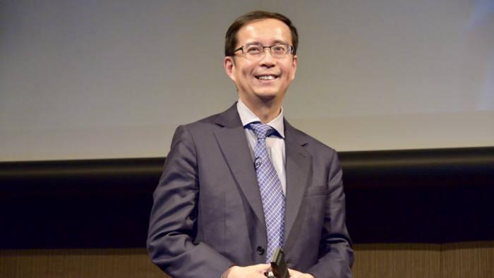 장융 알리바바 최고경영자(CEO), 출처=알리바바 그룹 공식 뉴스룸 알리질라