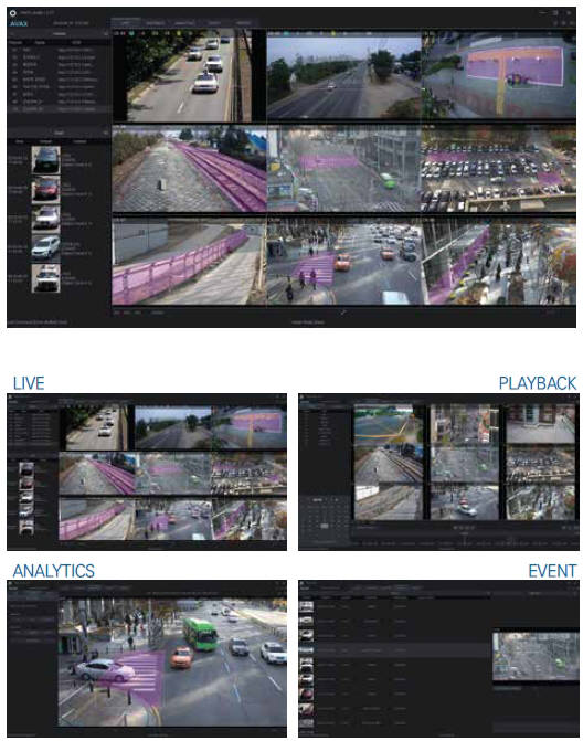 지능형 영상분석 전문업체 핀텔(대표 김동기)이 딥러닝 기반 영상분석 시스템 프리벡스(PREVAX)를 이달 출시한다. 사진은 기존 제품인 AVAX의 영상 촬영 모습.
