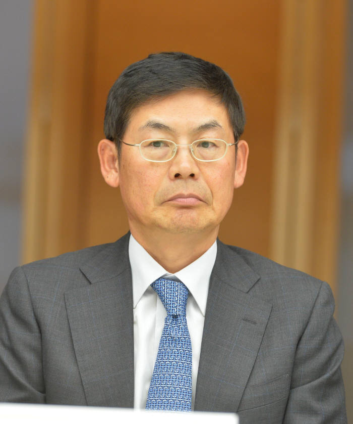 이상훈 삼성전자 이사회 의장(사장)