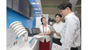 이통3사, '2018 IoT 국제전시회'서 차세대 기술 뽐내
