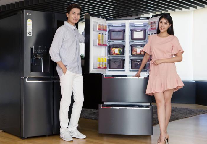 LG전자, 신선기능 강화한 2019년형 'LG 디오스 김치톡톡' 출시