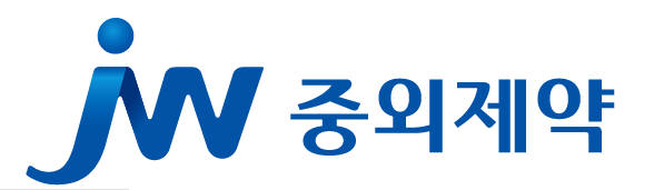 JW중외제약 로고