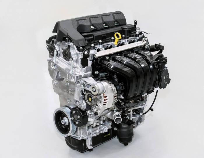 현대기아차 스마트스트림 G1.6 엔진