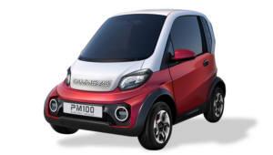 캠시스, 다음달 초소형 전기차 공개...가격은 1500만원 전후
