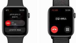 [기획]화면 커진 '애플워치4'...심전도 측정 기능 첫 탑재