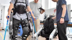 [36주년 창간기획Ⅱ]<5>웨어러블 로봇, 장애인 삶의 질 높이는 신기술