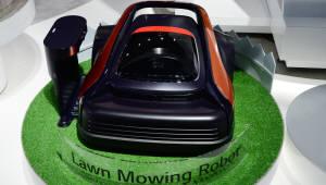 LG전자, 세 번째 로봇 상용제품은 '잔디깎이로봇'