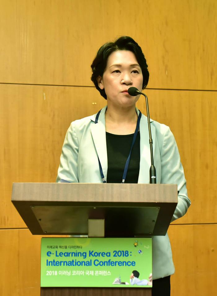 """[인터뷰]최은옥 교육부 국장 """"에듀테크로 교육혁신 이뤄야"""""""