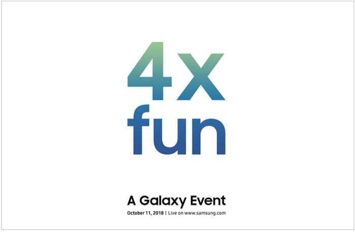 신형 갤럭시A 출시를 알린 삼성전자. 삼성전자는 10월 11일 말레이시아 쿠알라룸프 W호텔에서 갤럭시 신제품 공개 행사 A 갤럭시 이벤트를 연다는 초청장을 14일 배포했다.