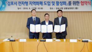 KT, 100억원 규모 김포 암호화폐 구현...전국 지자체로 확대